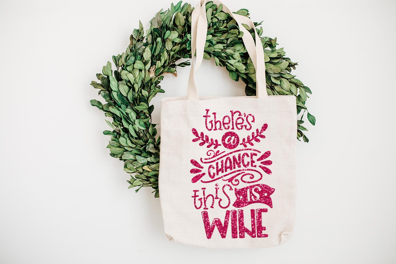 Wine svg bundle Alcohol SVG for t-shirt Design example image 8