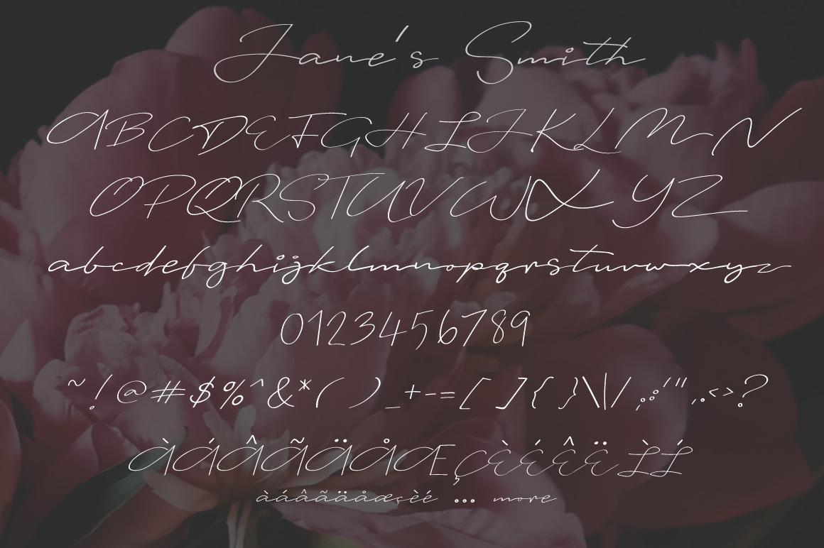 Janes Smith example image 7