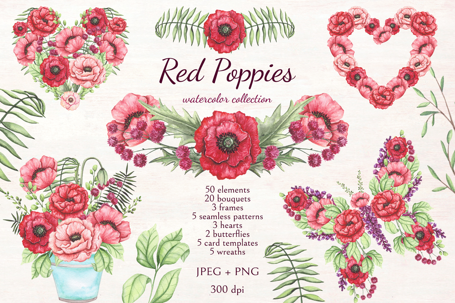 Red Poppies example image 1