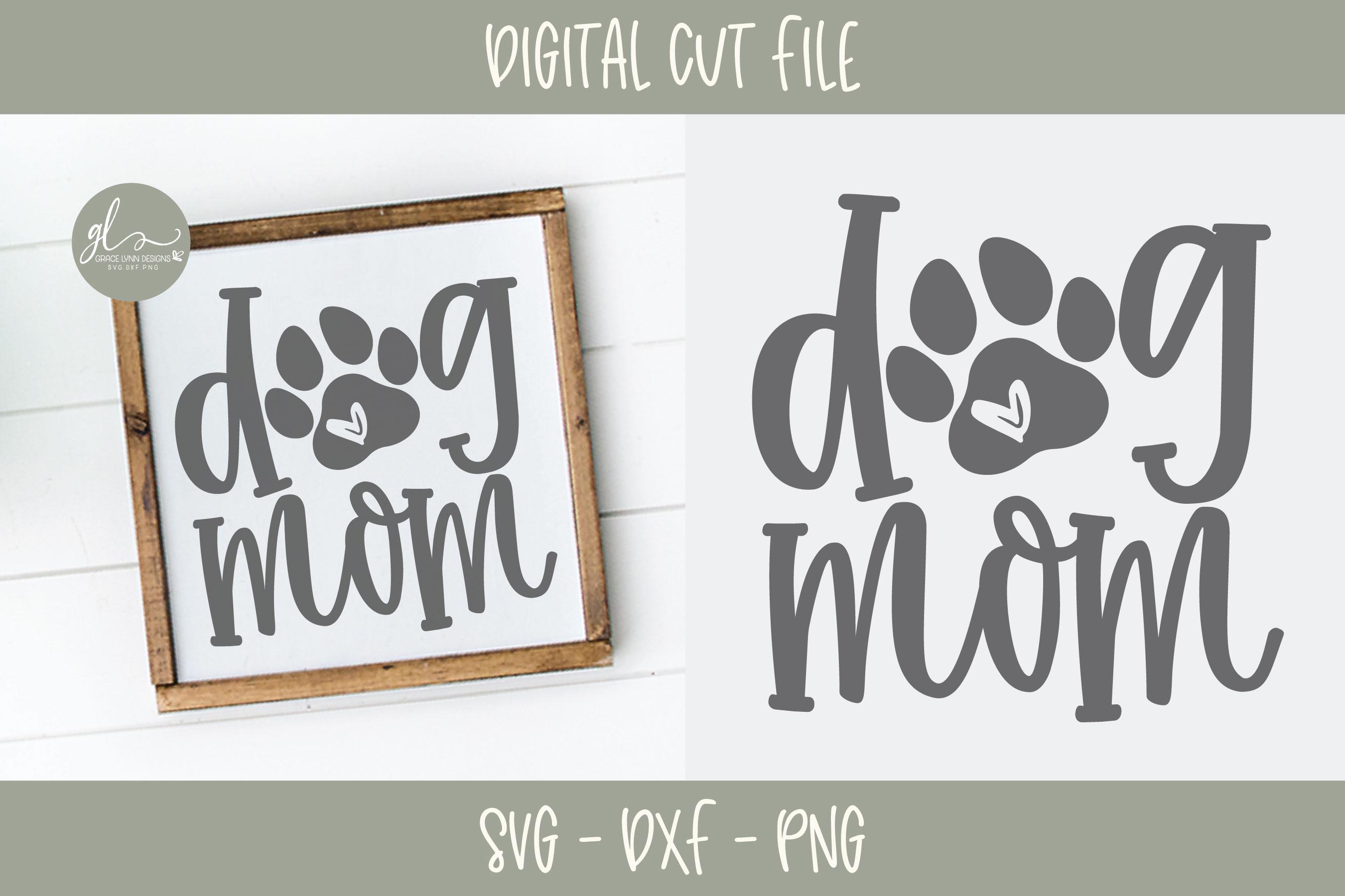 Dog Quotes Bundle Vol. 2 - 10 Designs - SVG Cut Files example image 2