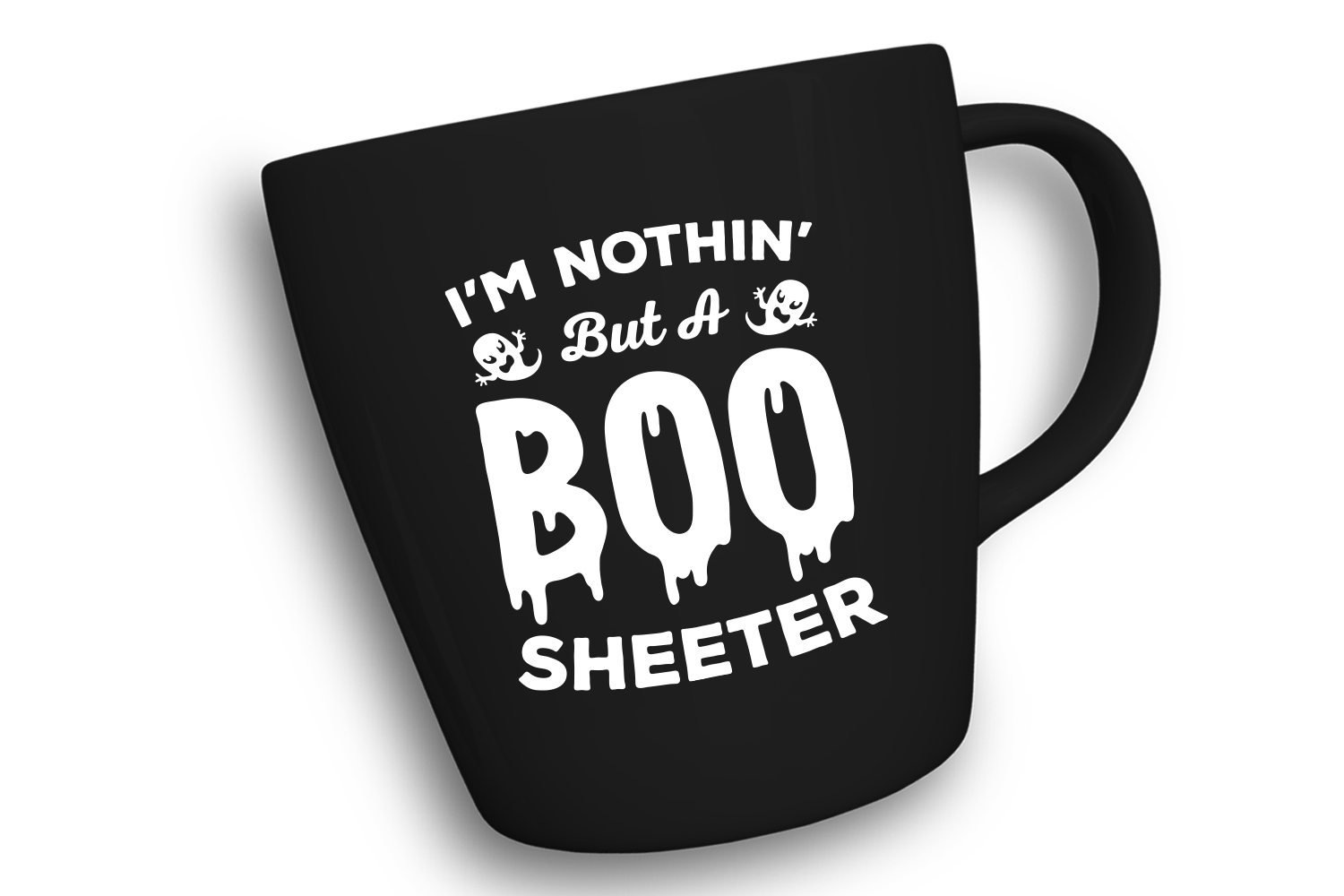Halloween SVG, Boo Sheeter, SVG Cut file example image 4