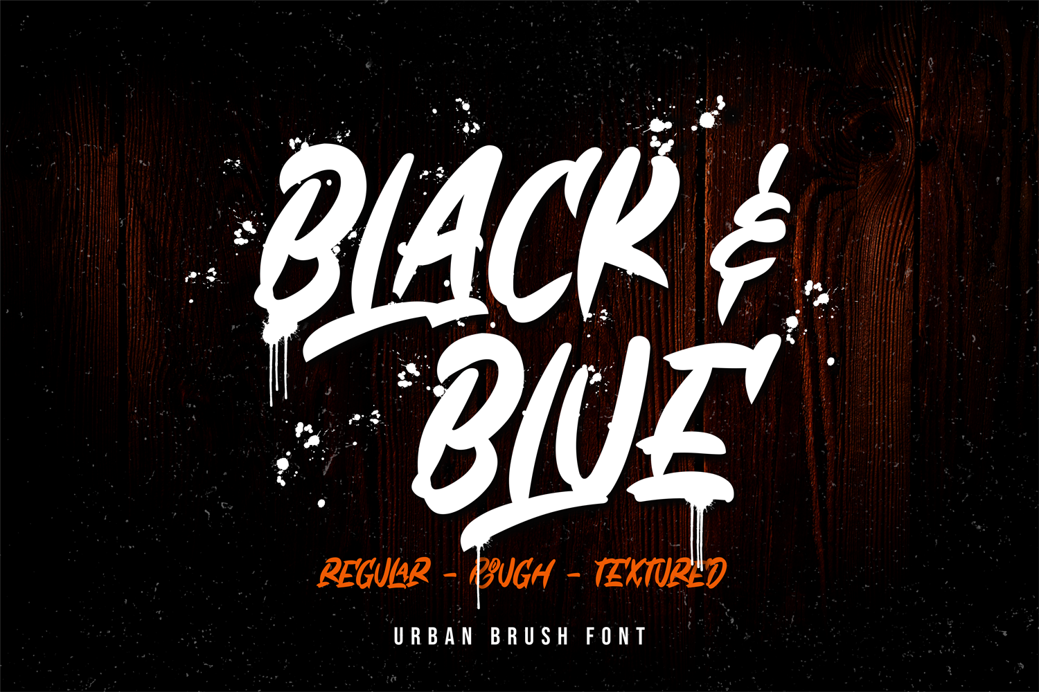 Black & Blue example image 2