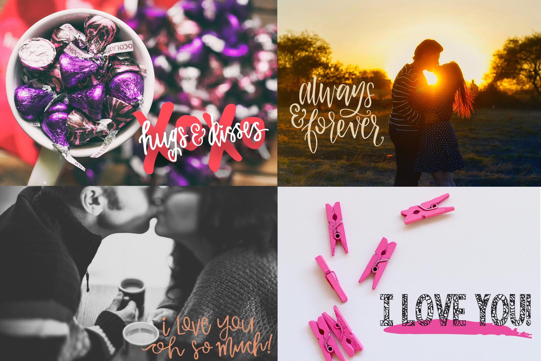 Valentine Symbols Font example image 7