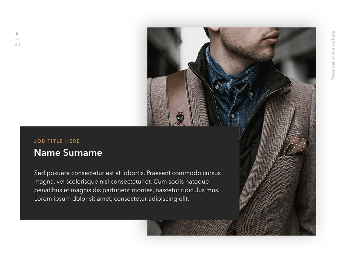 In Power Keynote Template example image 6