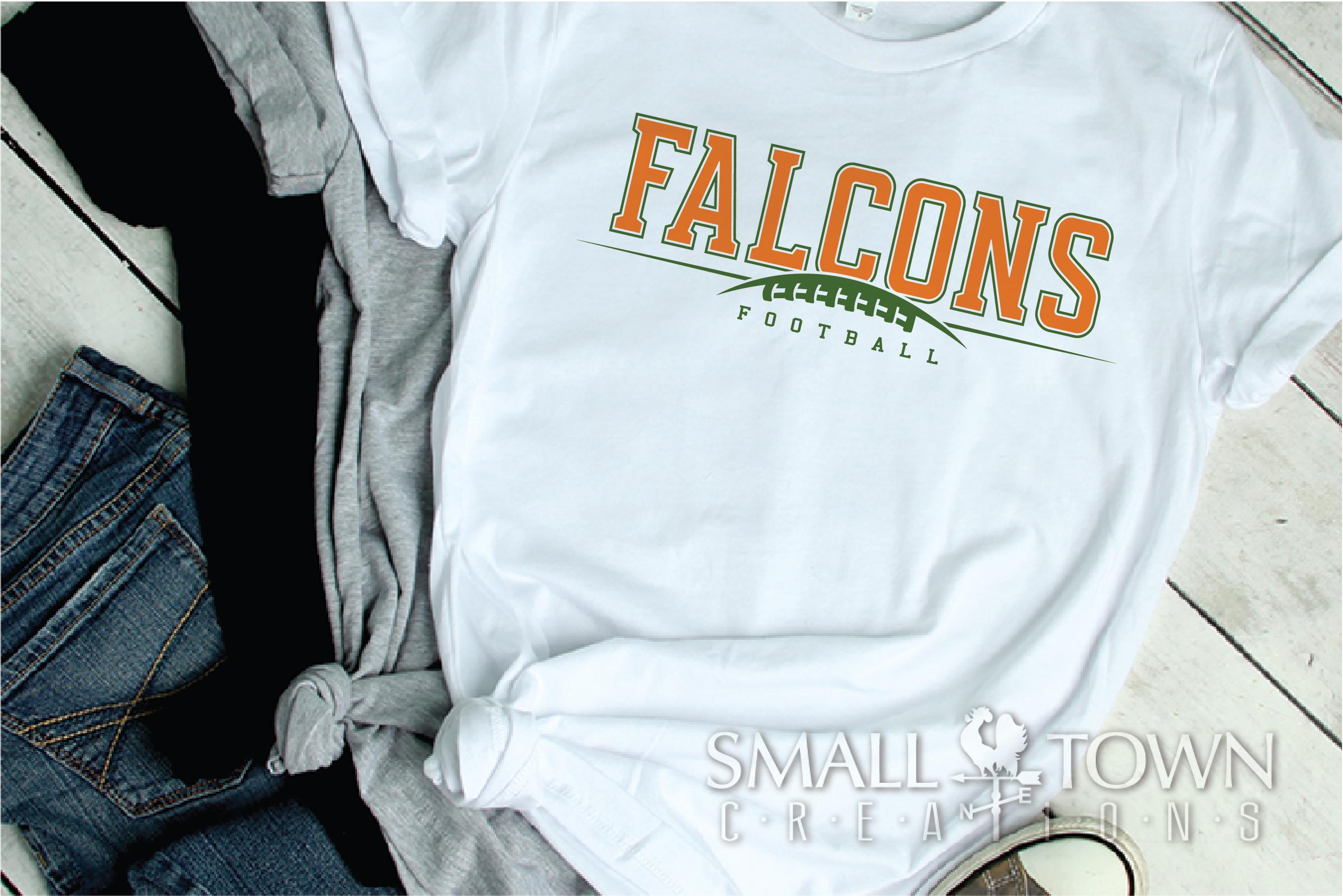 Falcon, Falcon Football, Sports, Design, PRINT, CUT, DESIGN example image 2