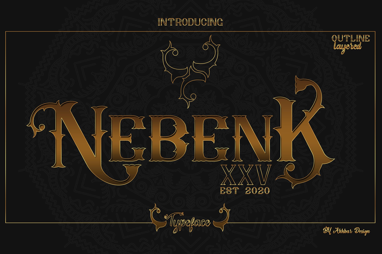 Nebenk XXV example image 1