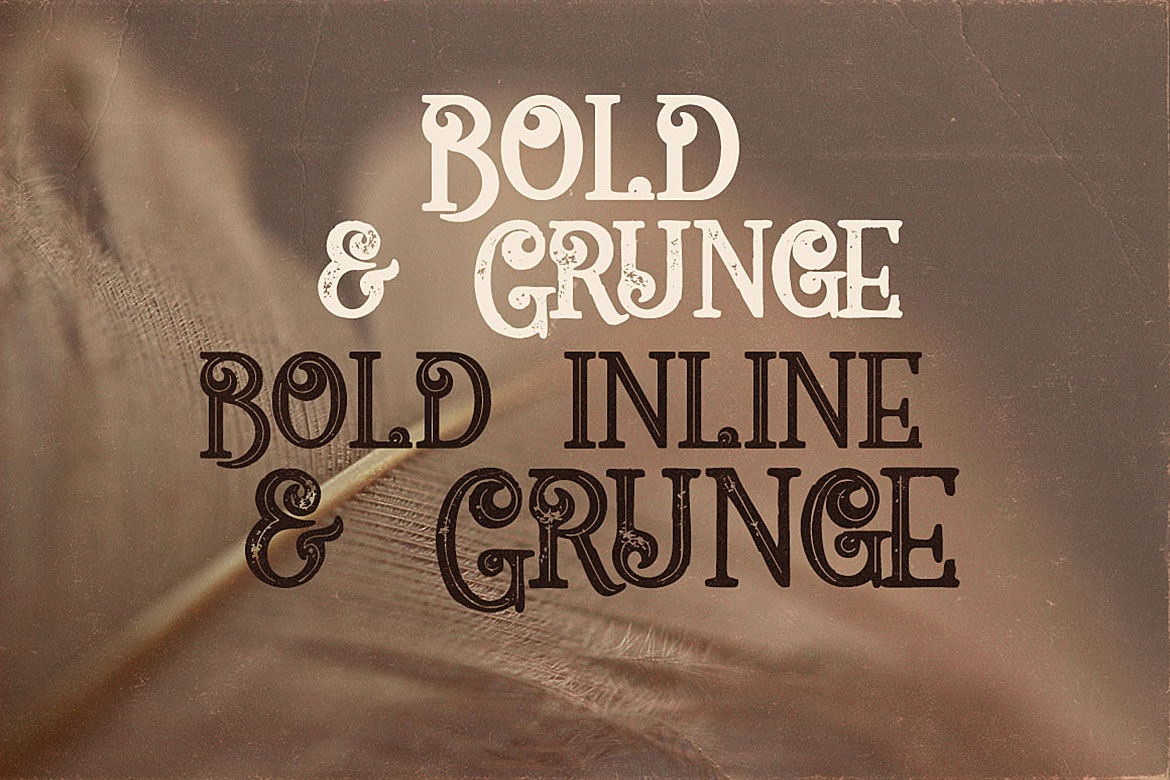 Cool Vintage Fonts example image 15