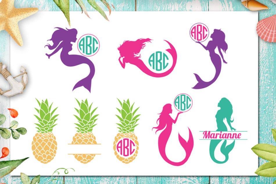 Summer SVG bundle 65 designs Beach SVG bundle example image 7