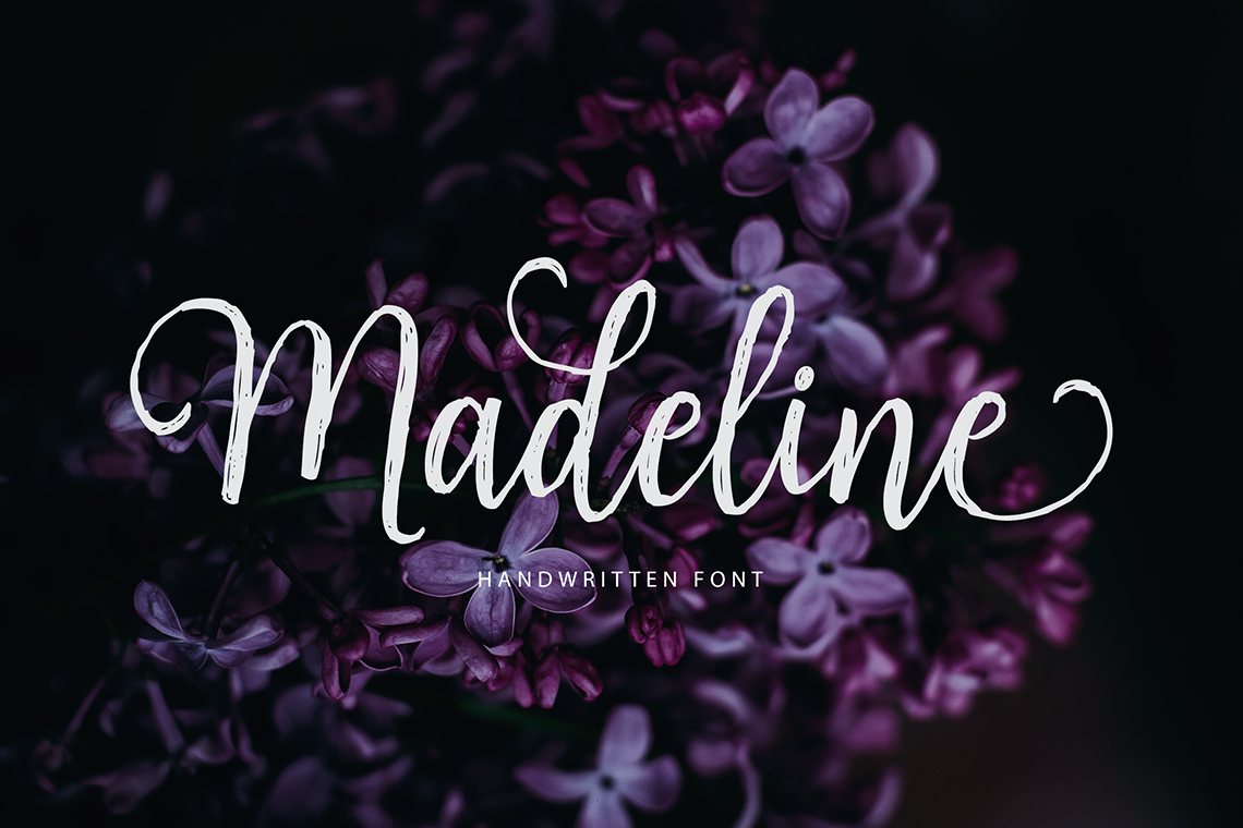 Madeline Script example image 1