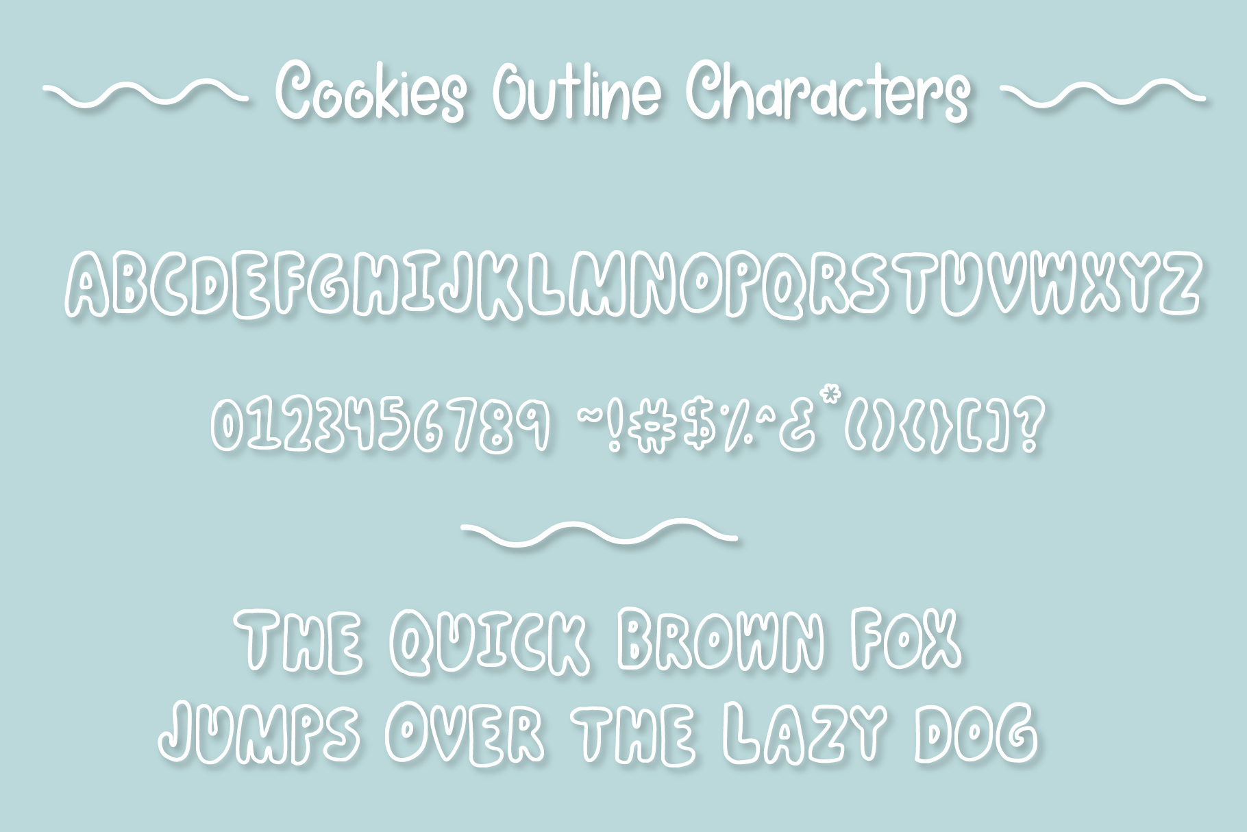 Oh Sweet Mrs. Claus Font Duo example image 5