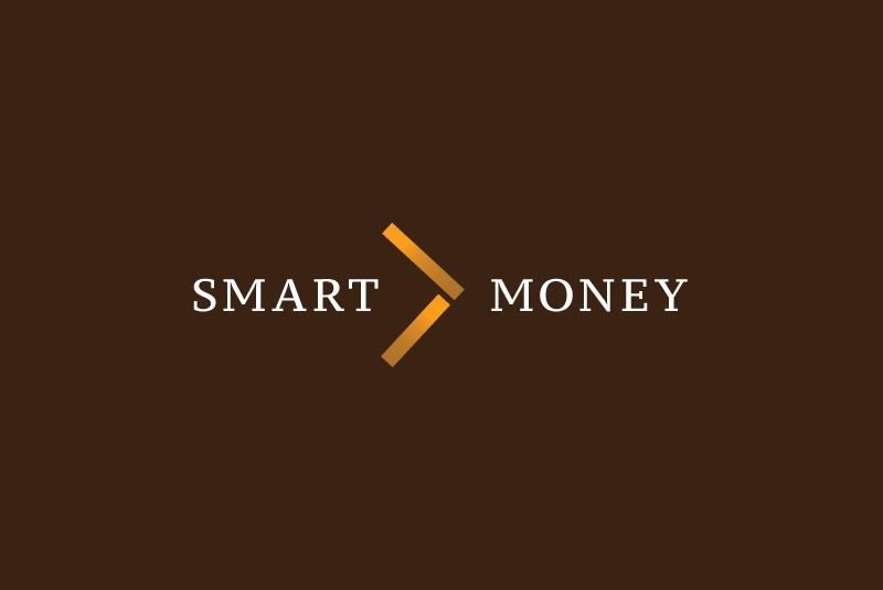 Smart money arrow logo example image 2