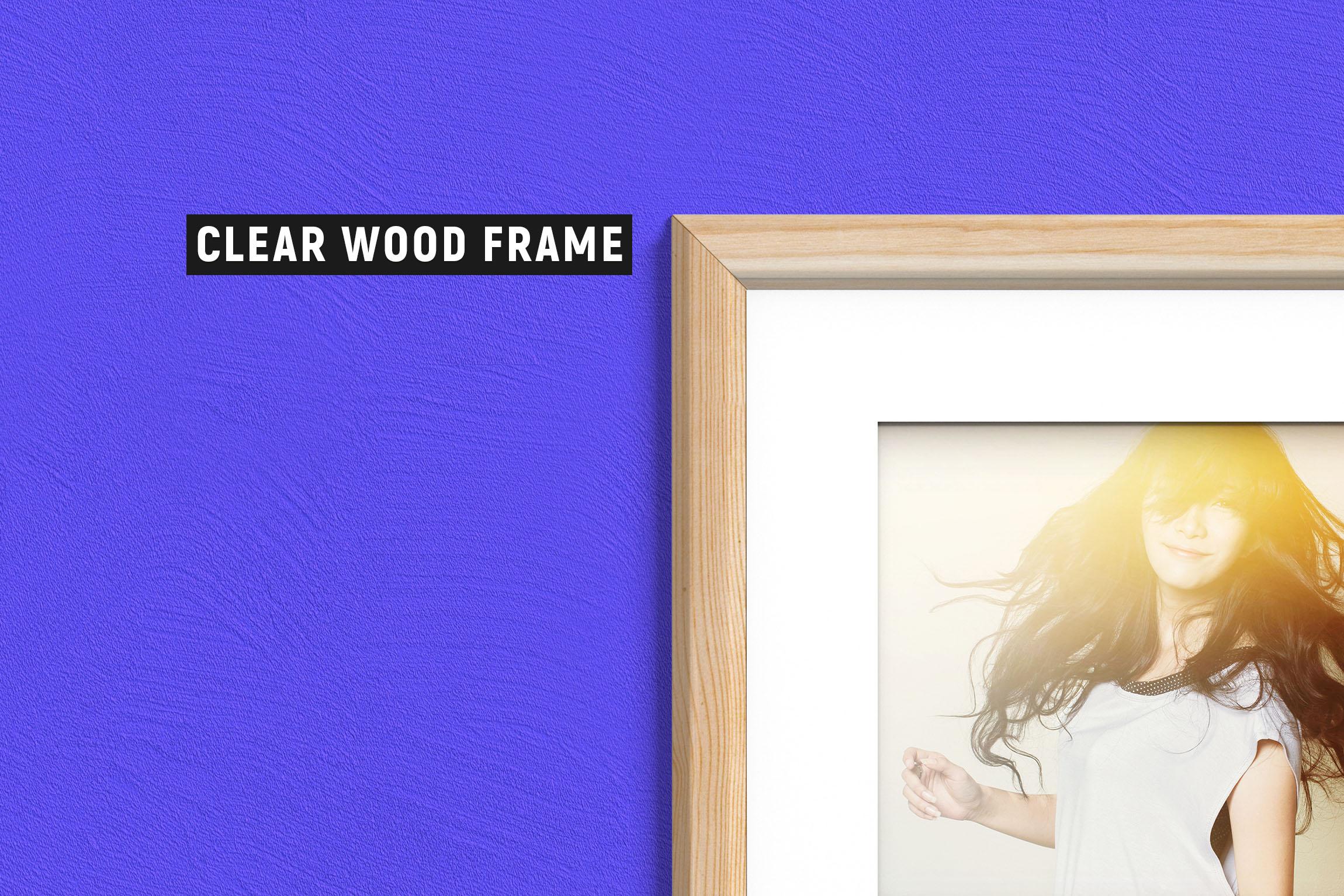 10 Frames & 7 Walls Mockups example image 8