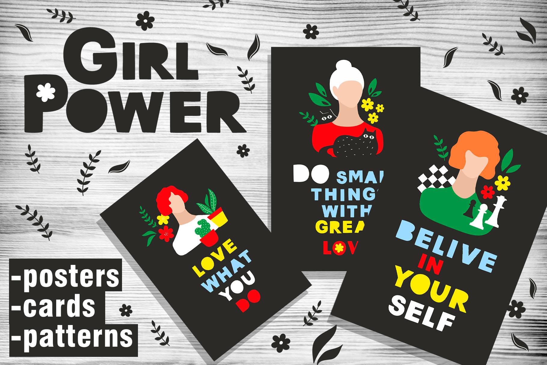 Girl power example image 1