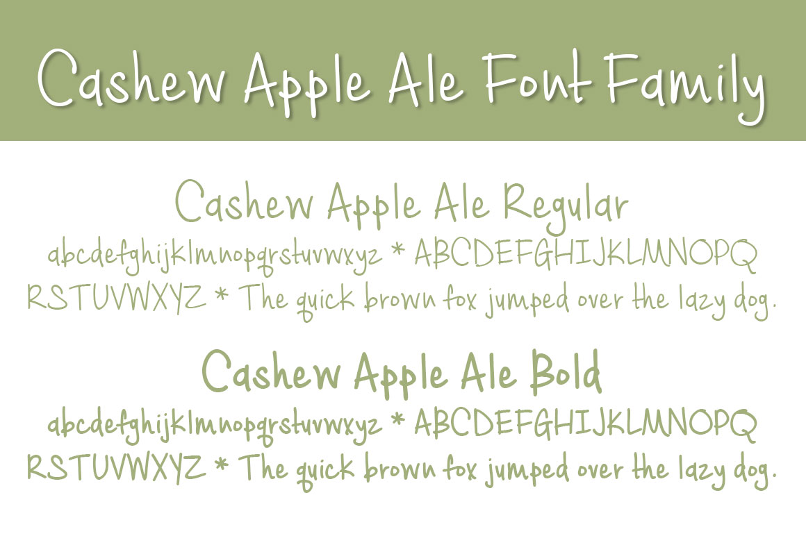 Cashew Apple Ale example image 2