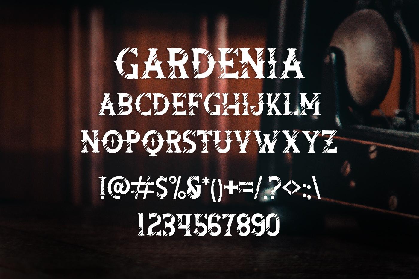 Gardenia example image 2