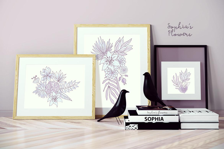 Sophia's Flowers example image 2