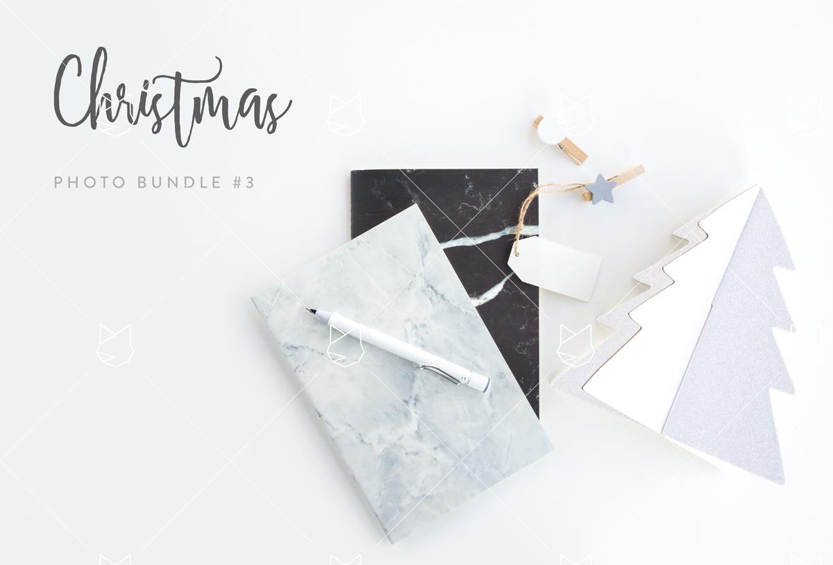 Christmas Photo Bundle #3 with FREE BONUS example image 4