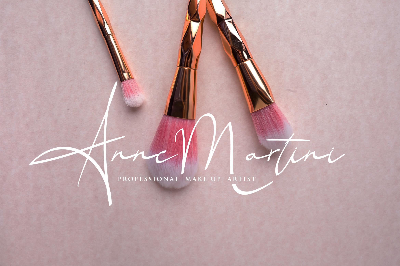 Anastasiya Elegant Signature Font example image 5
