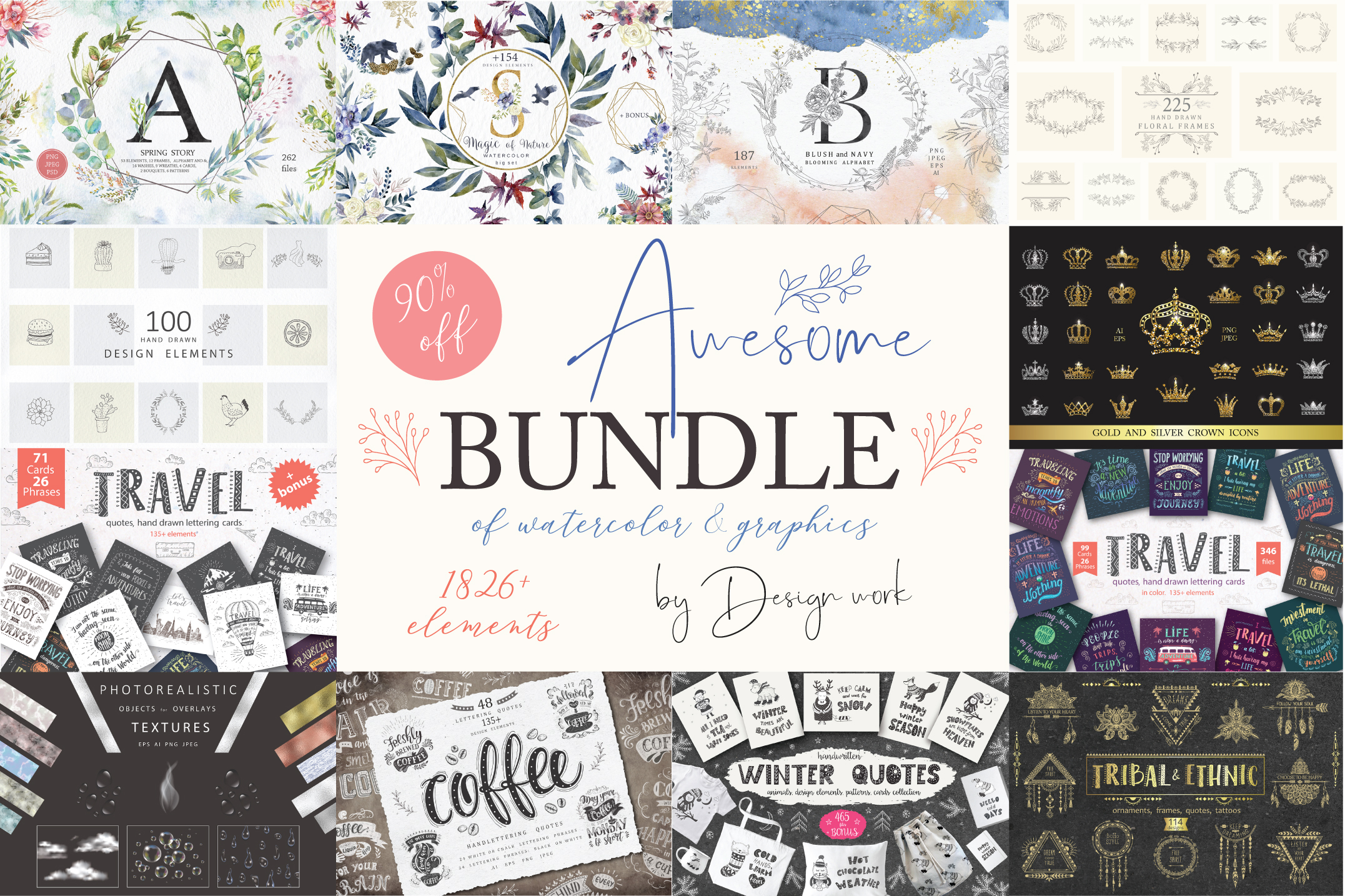 Awesome Bundle example image 1