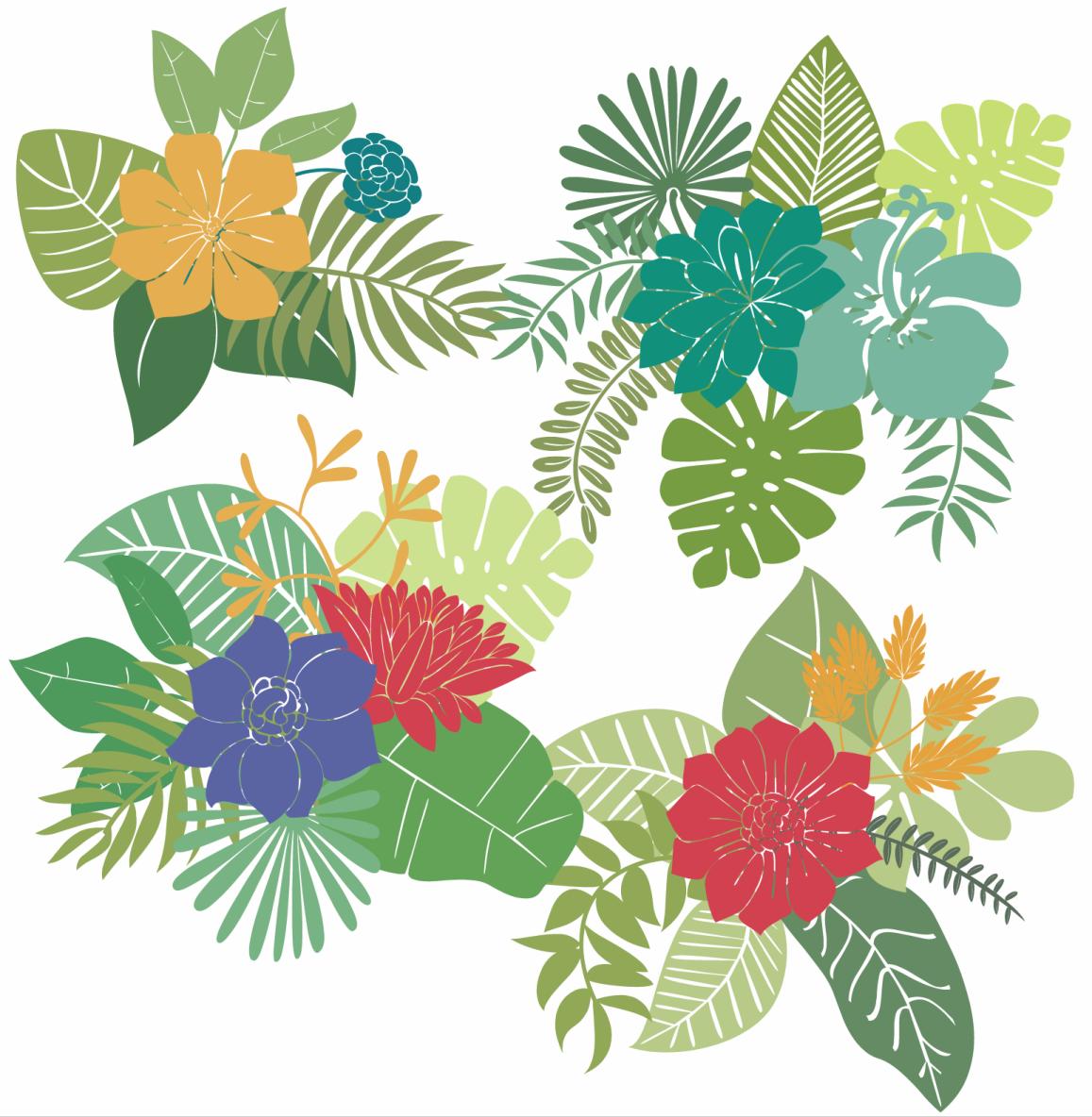 Ke Aloha Script + Tropical Bonus example image 5