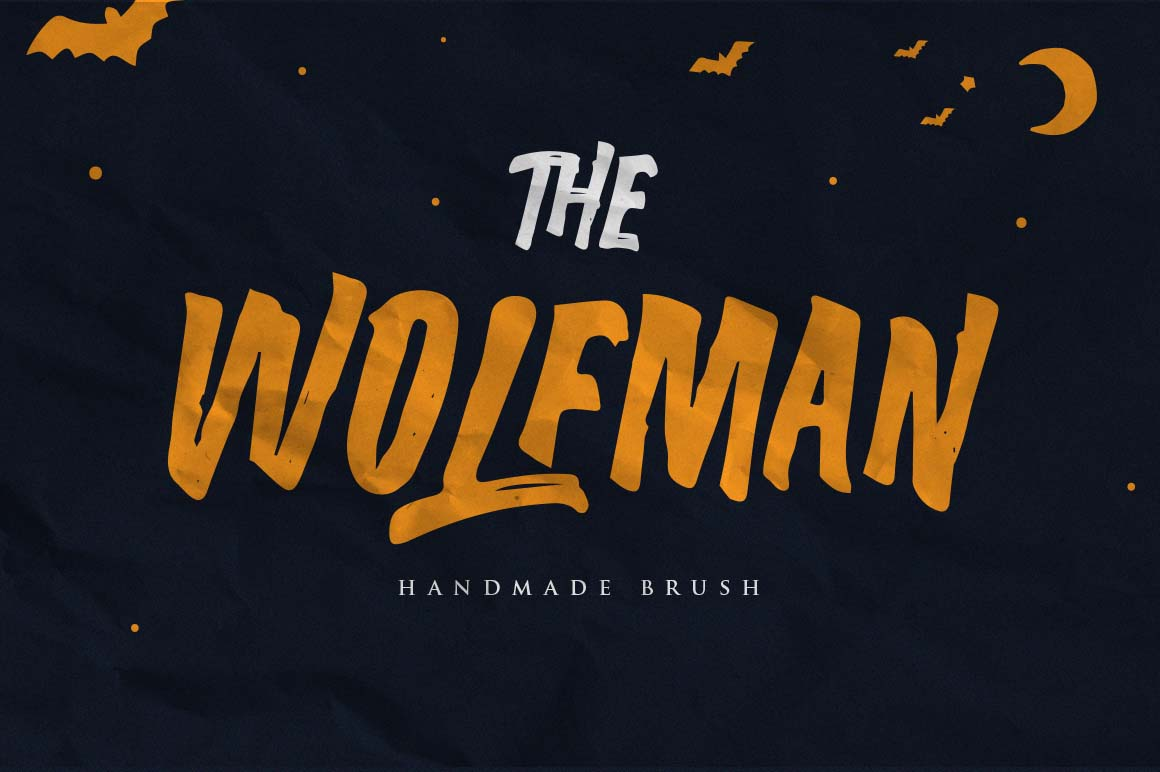 The Wolfman Brushpainted example image 19