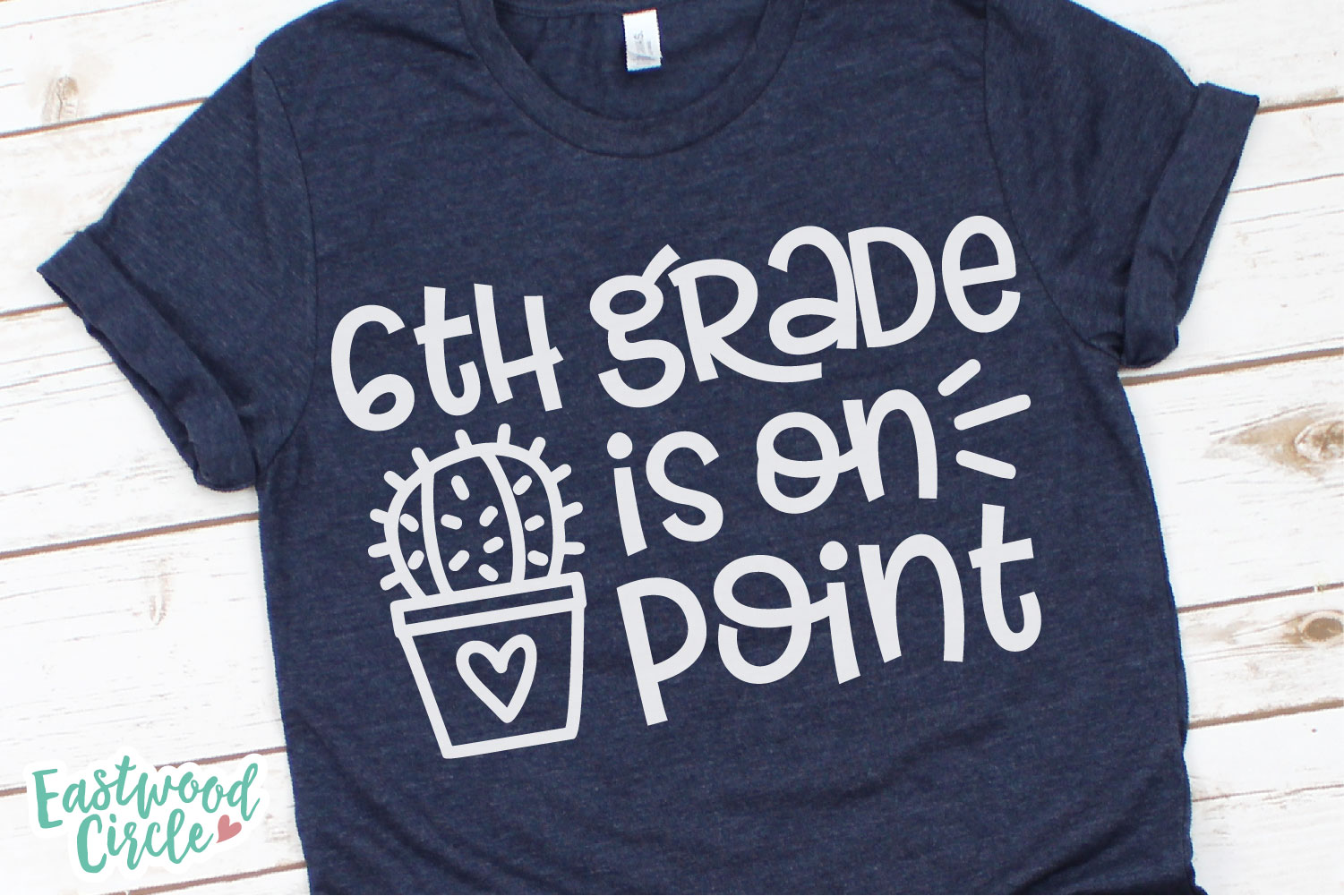 School Is on Point SVG Bundle - Back to School Cut Files example image 10