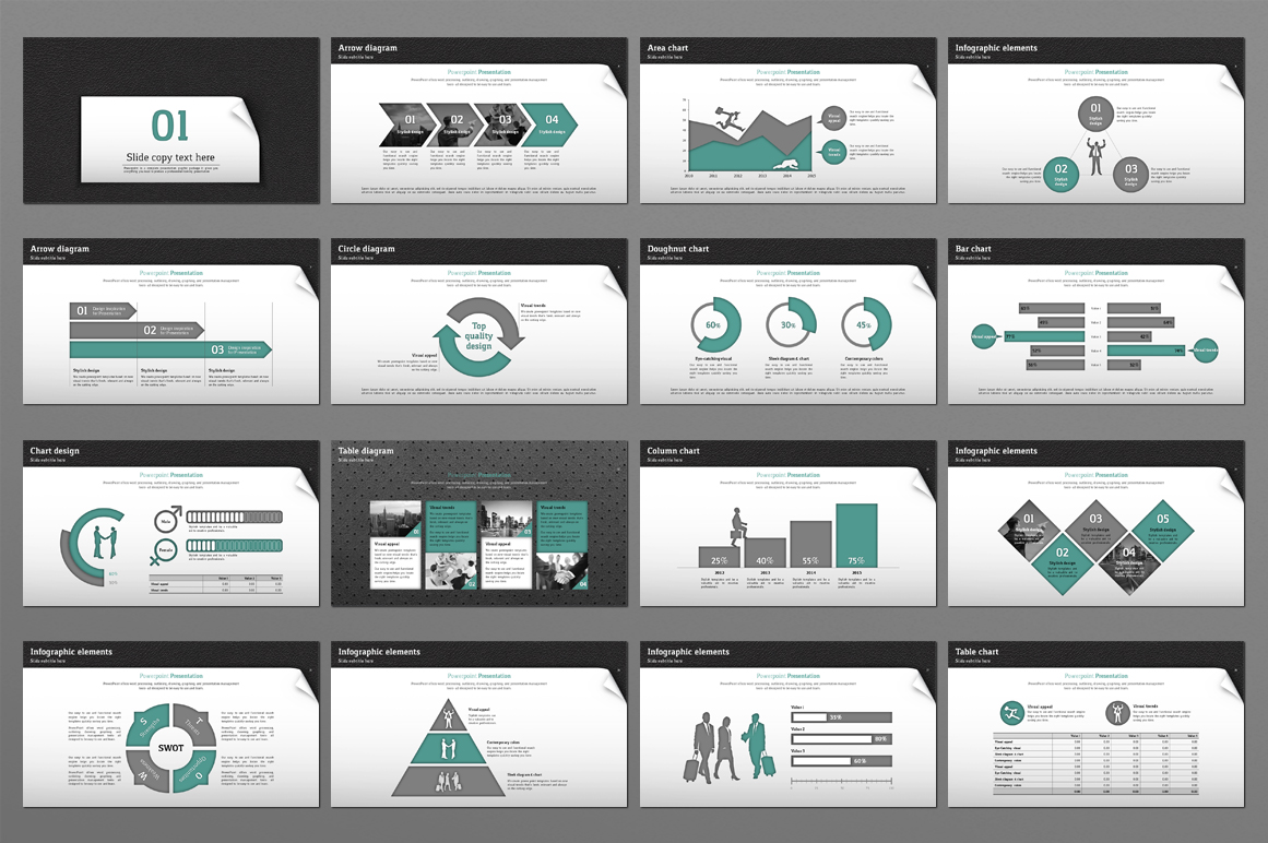 Quality PowerPoint Template example image 3