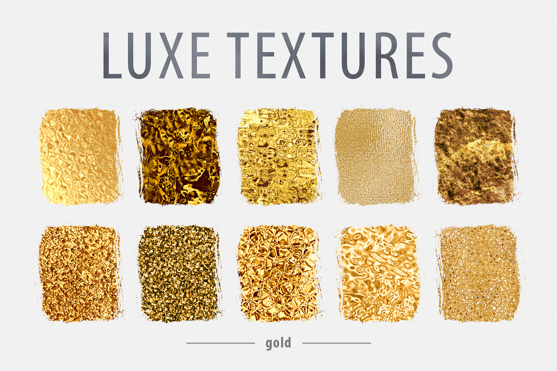 Luxe - 200 Textures and Patterns - Foil, Glitter, Marble example image 8