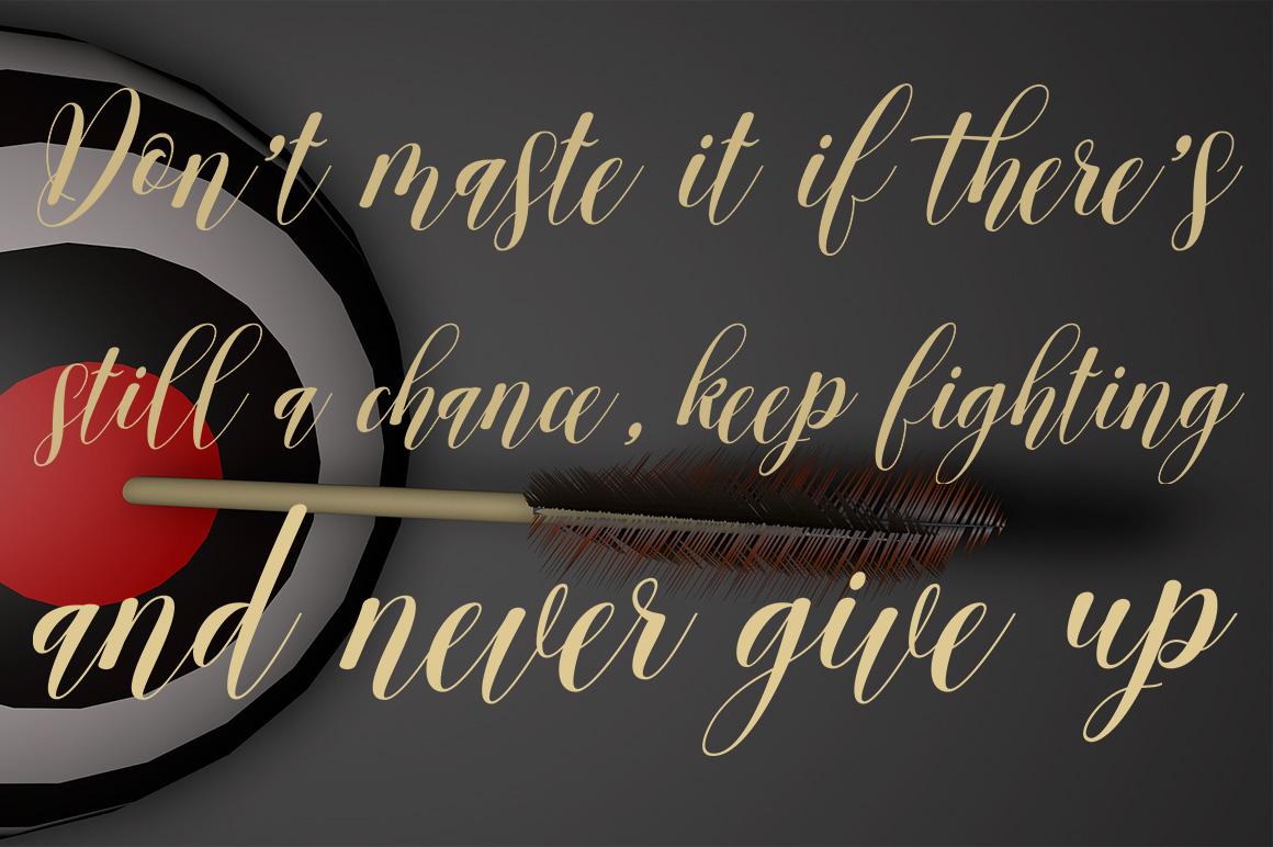 Archery Script example image 2