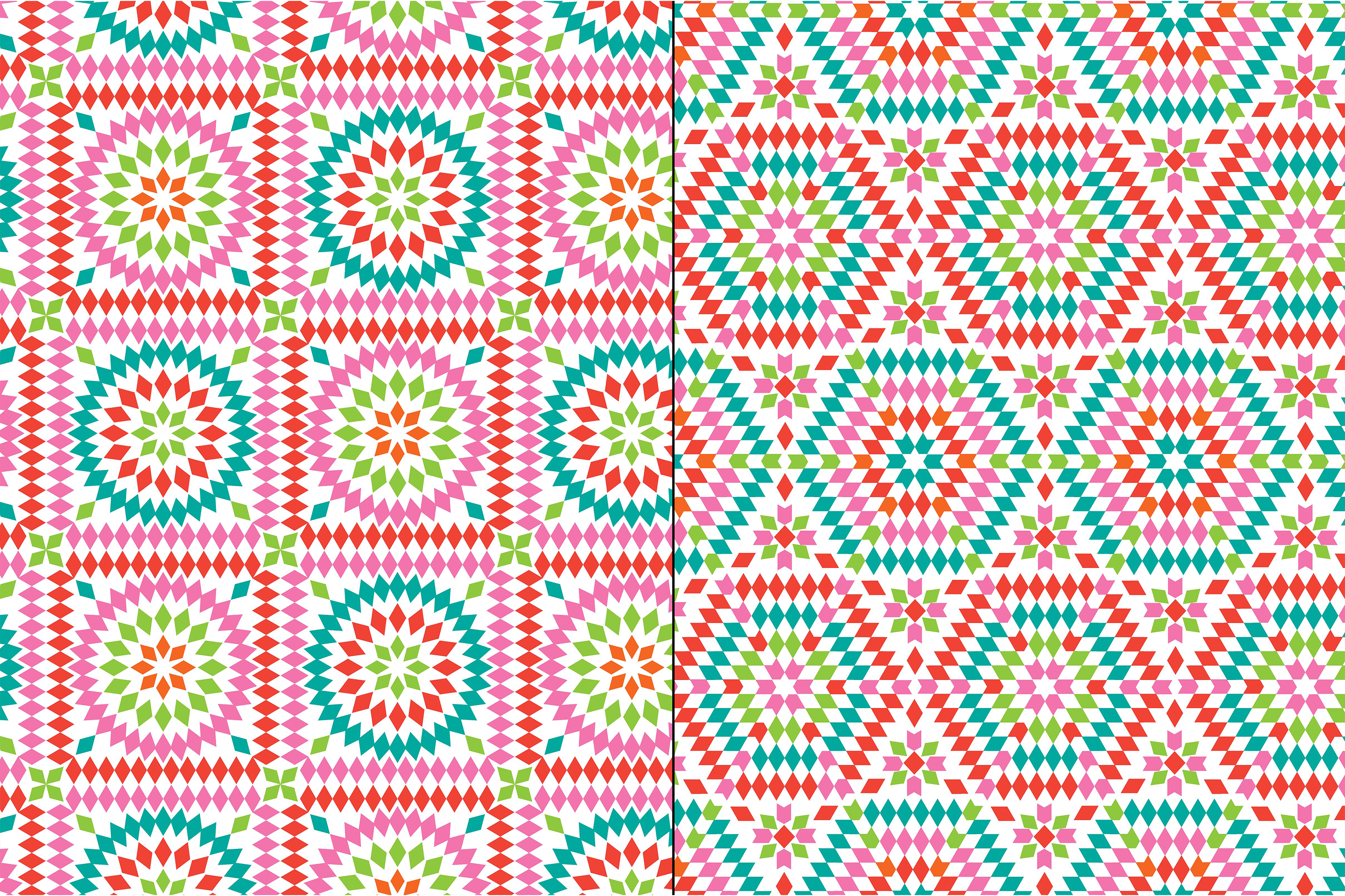 Granny Square Patterns example image 2