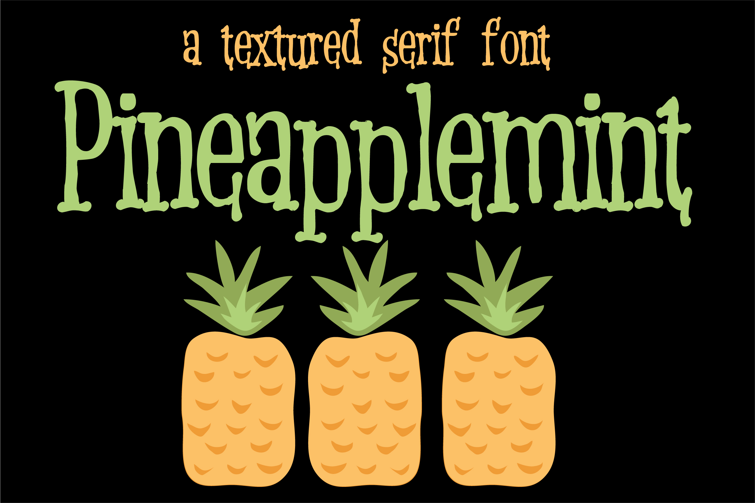 PN Pineapplemint example image 1
