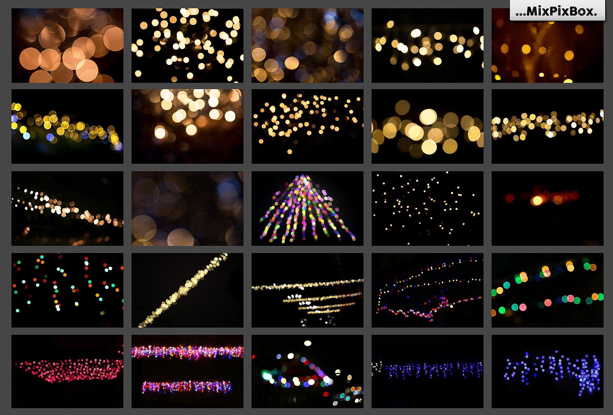 100 Bokeh Photo Overlays example image 6