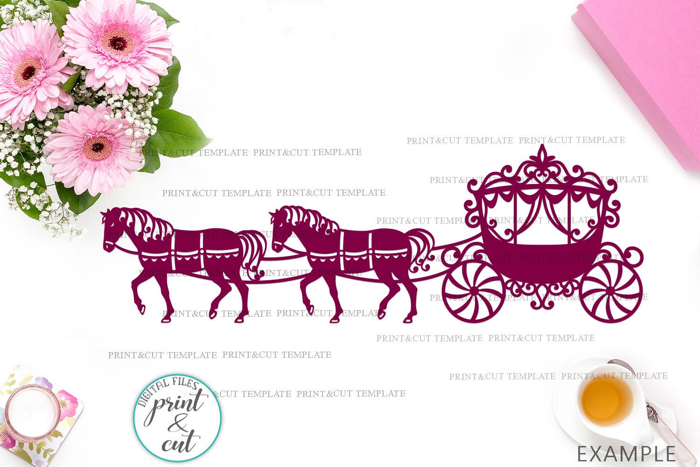 Wedding Princess Bride Bundle cut out svg dxf templates example image 9