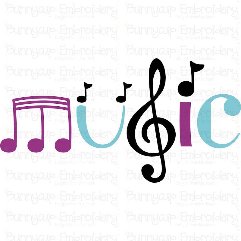 Music Bundle - SVG, Clipart, Printables example image 5