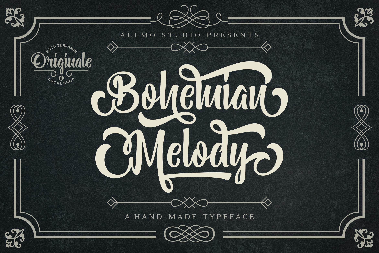Bohemian Melody example image 1