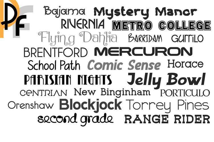 Premium Fonts example image 3