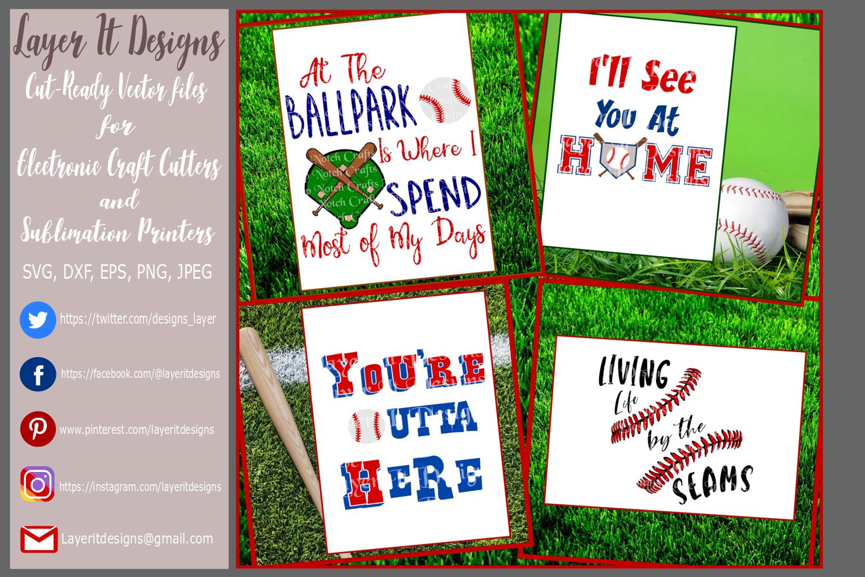 Baseball Design Files example image 2