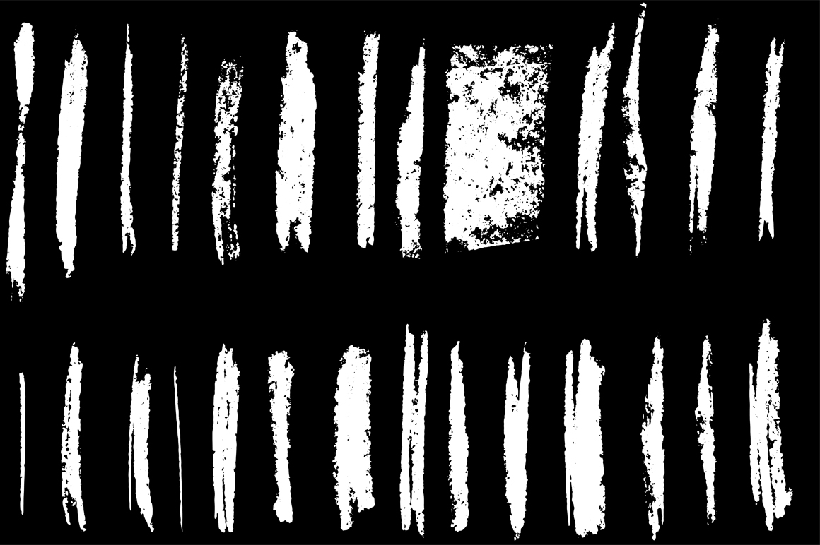 46 Chalk textures. example image 4