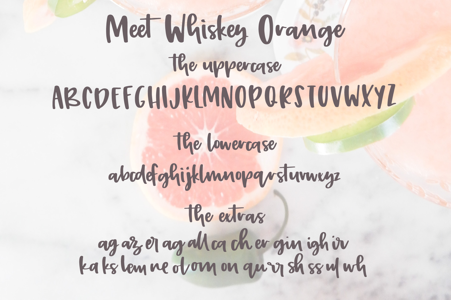 Whiskey Orange example image 5