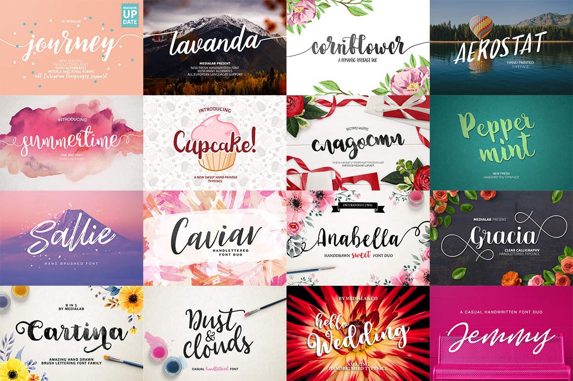 109 in 1 BEST FONT BUNDLE example image 5