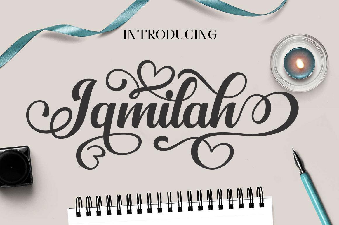 Jamilah example image 1
