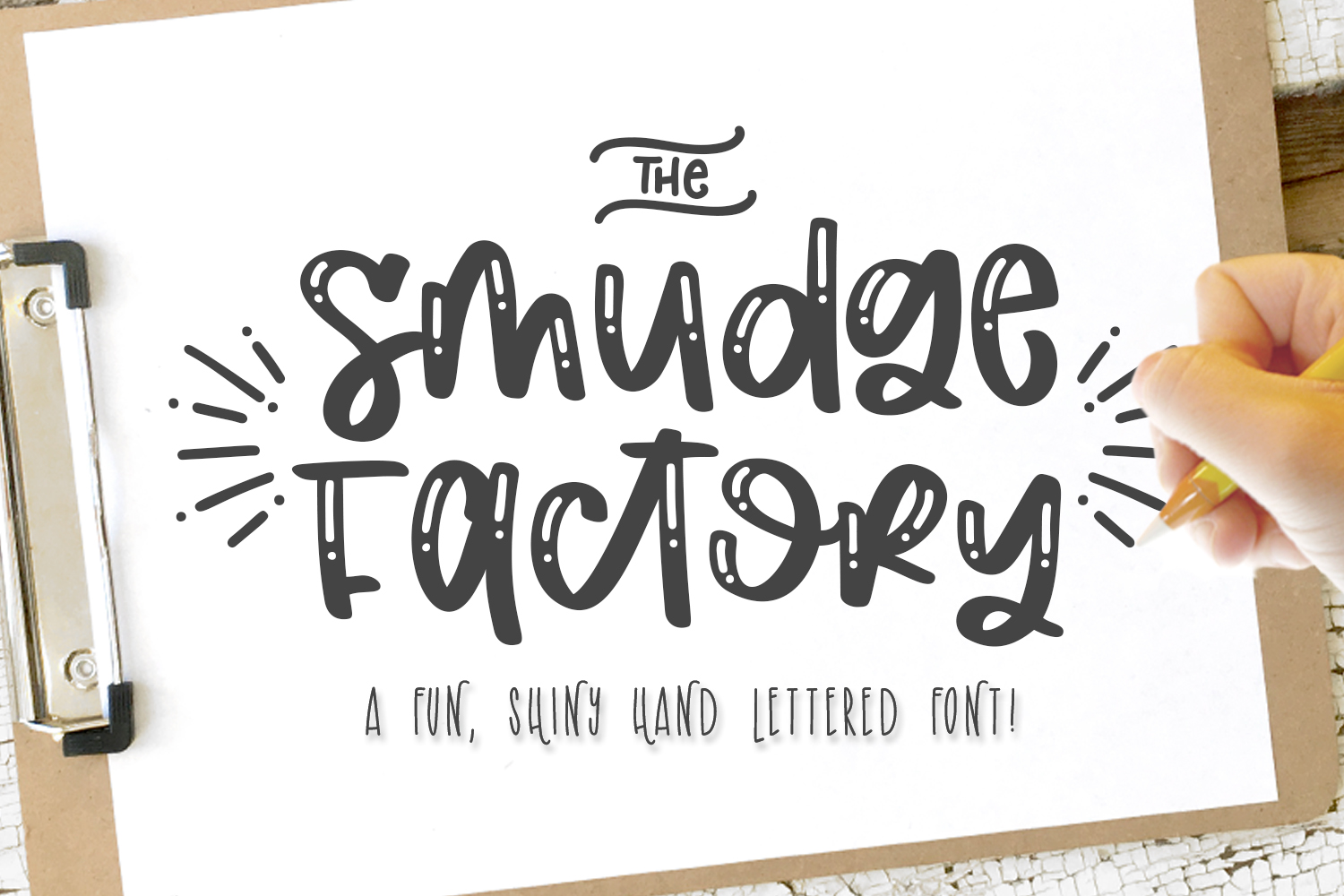 The Smudge Factory example image 1