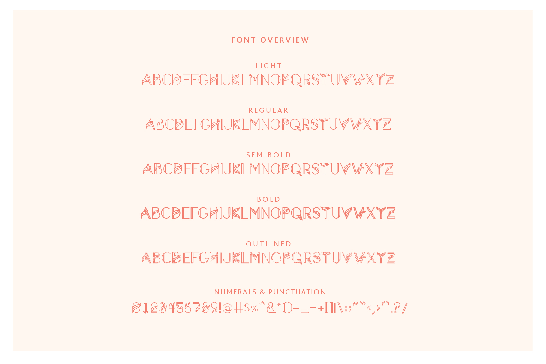 Aquarius - A Tropical & Elegant Font Family example image 19