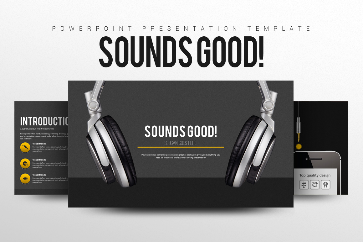Sound PPT Presentation example image 1