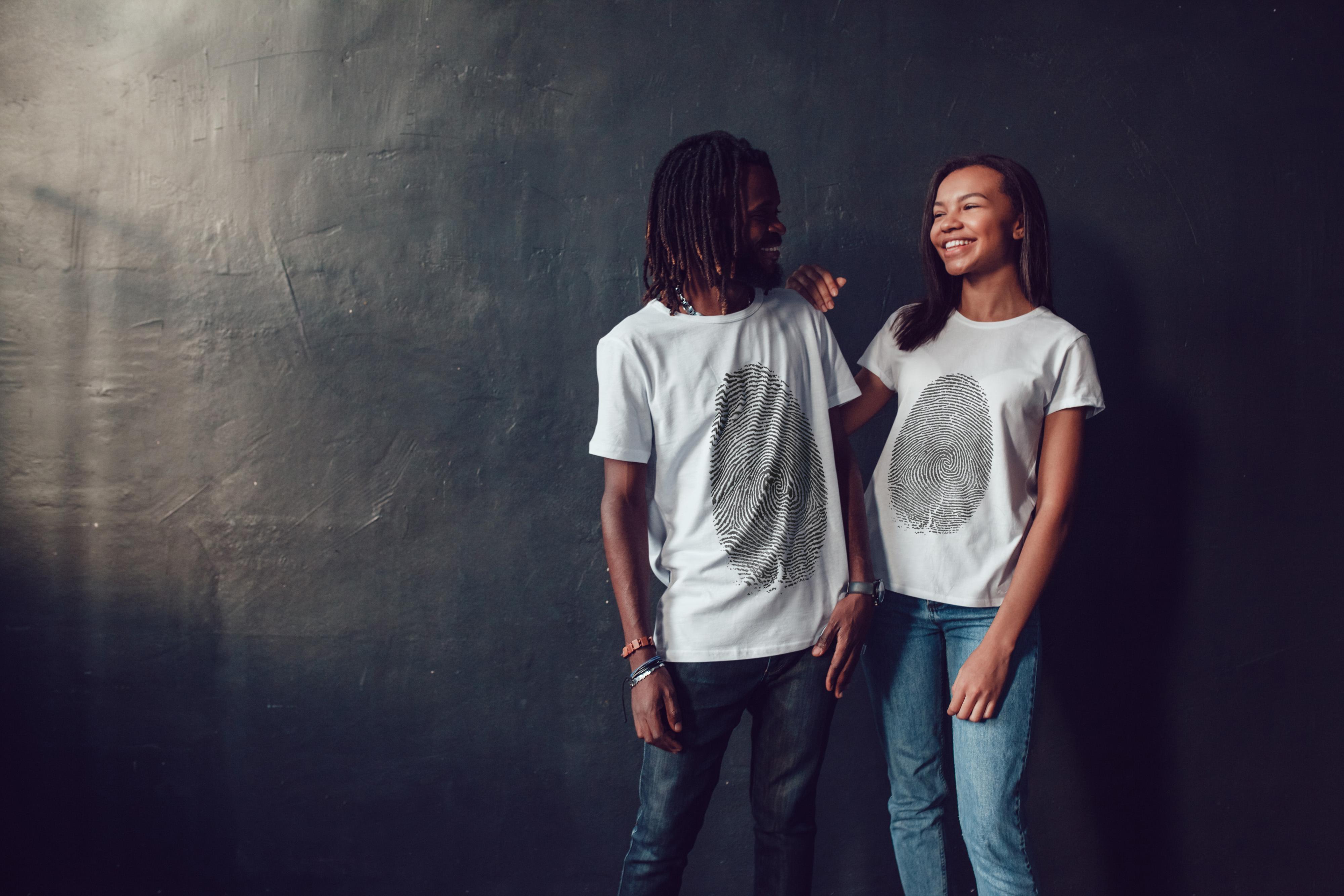T-Shirt Mock-Up 2018 #1 example image 13