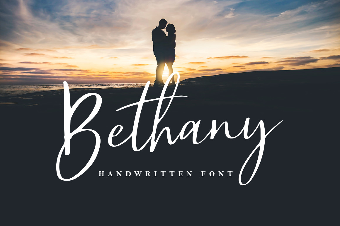 Bethany Script example image 1