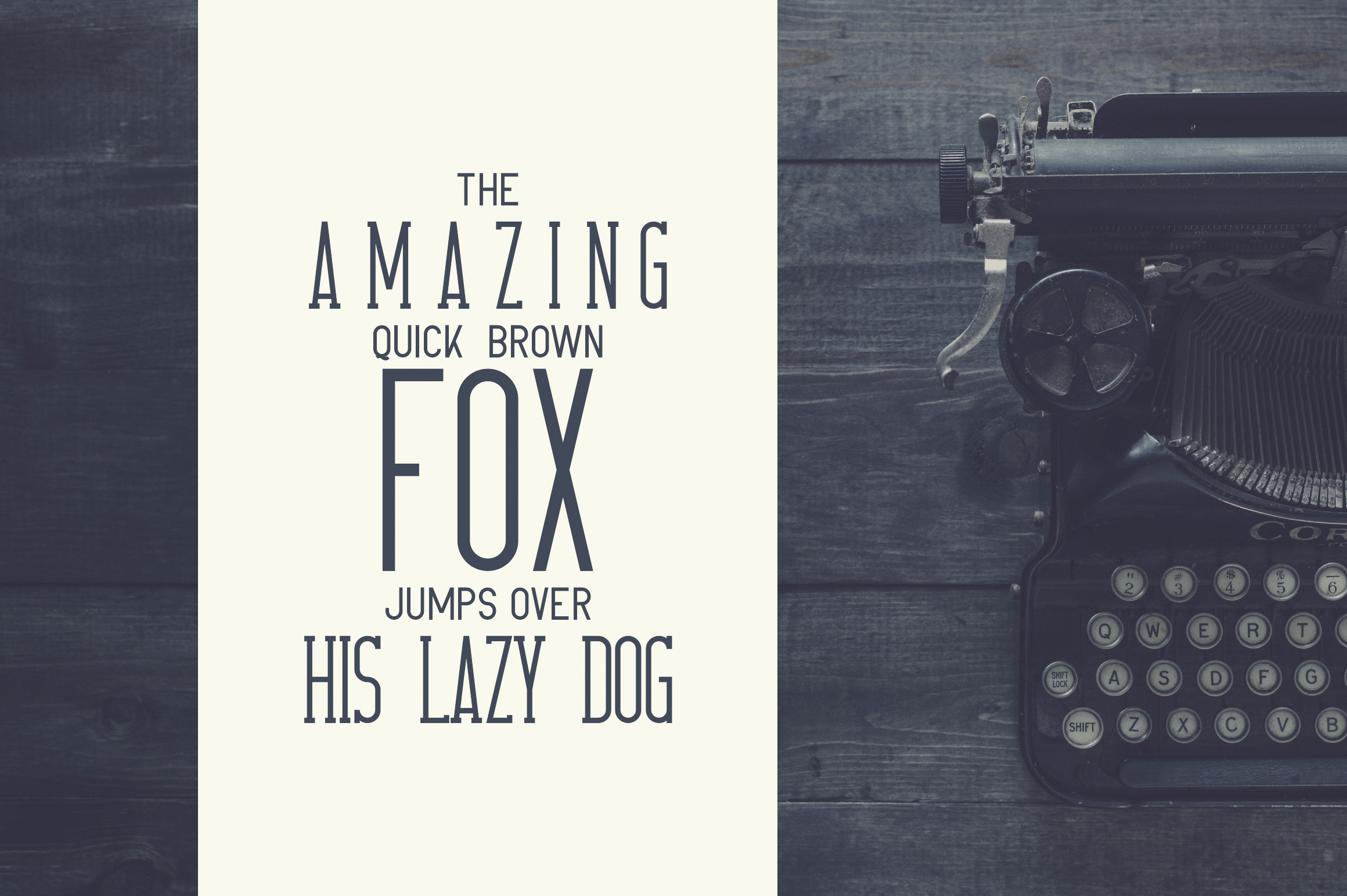 Crossroad -Vintage typeface|16 fonts example image 3