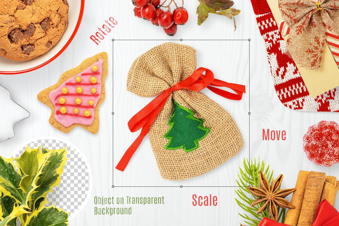 Christmas Scene Creator Volume 4 example image 3