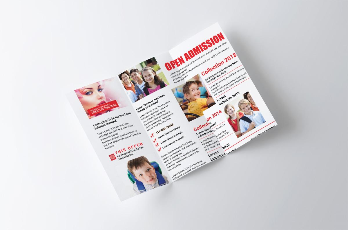 Creative School Brochure example image 2