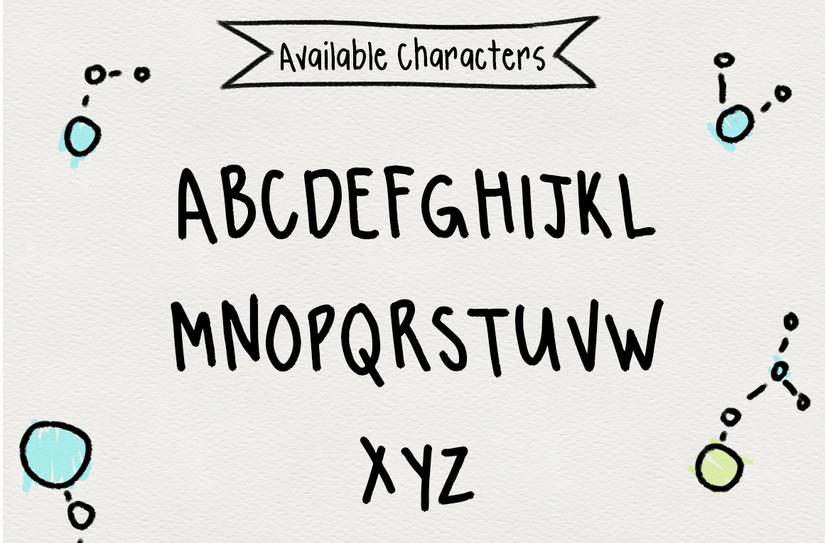 Plasmo - Hand Written Font example image 4